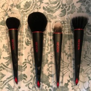 NEW Revlon Makeup brushes